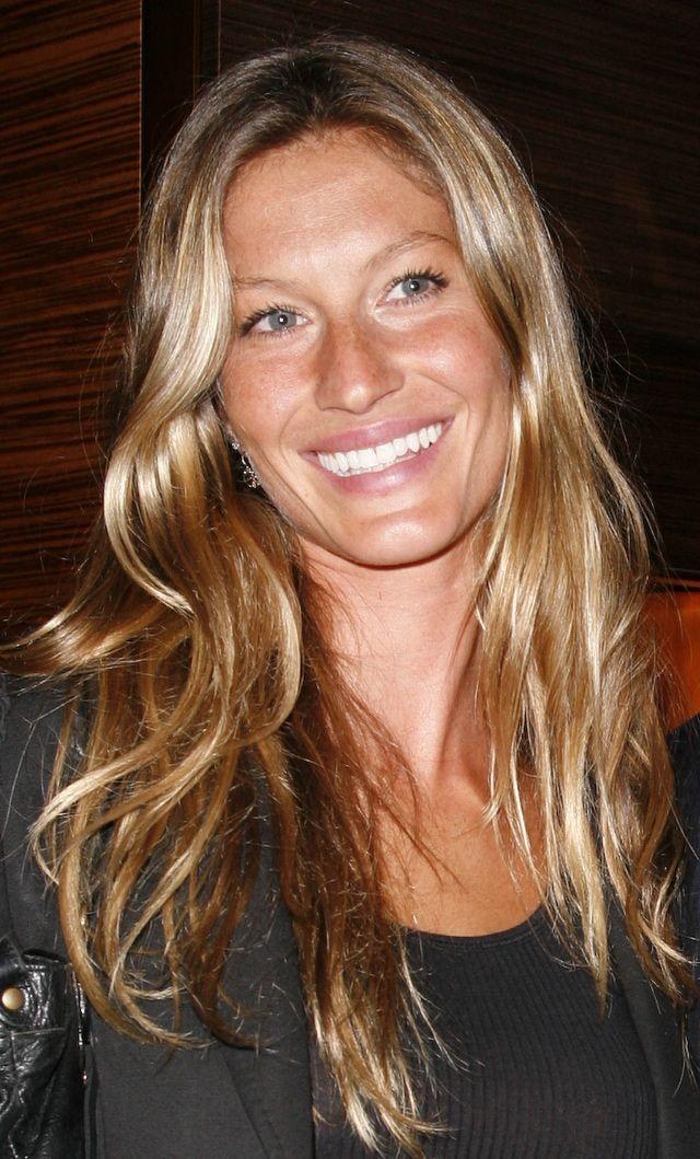 "Hot Hair Color Trend: Bronde Hair: Gisele Bundchen: The Original ""Bronde"""