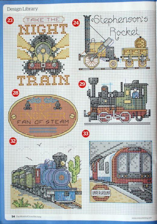 Gallery.ru / Фото #34 - The world of cross stitching 160 - tymannost http://tymannost.gallery.ru/watch?a=bySI-kFOp