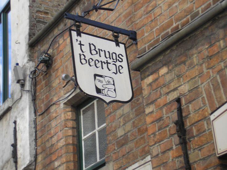 't Brugs Beertje   my favorite Bruges brew pub!