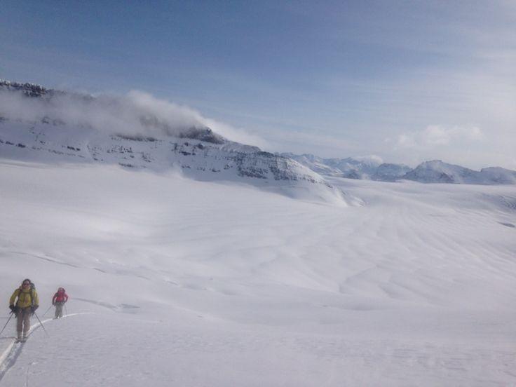 Bow - Yoho Ski Traverse - BC25.com