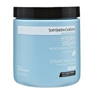 Softsheen Carson Hydra Steam Moisturizing System Steam Masque Step 2 14.4 oz $12.95   Visit www.BarberSalon.com One stop shopping for Professional Barber Supplies, Salon Supplies, Hair & Wigs, Professional Products. GUARANTEE LOW PRICES!!! #barbersupply #barbersupplies #salonsupply #salonsupplies #beautysupply #beautysupplies #hair #wig #deal #promotion #sale #softsheencarson #hydrasteam #moisturizingsystem #steam #masque #step2