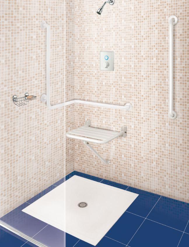 M s de 25 ideas incre bles sobre ba o para discapacitados for Altura lavabo minusvalidos