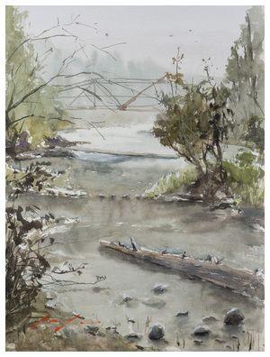 Cle Elum River