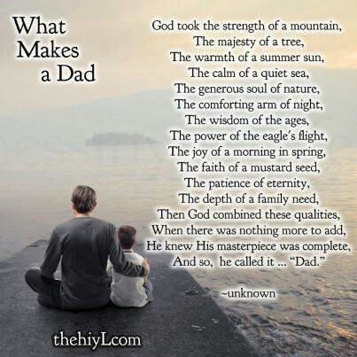 Love this! (SOOO TRUE!) *And My Daddy (Derwood - lol)  is the WORLD'S BESTIST DADDY!!!!!! ;) <3 xoxoxo