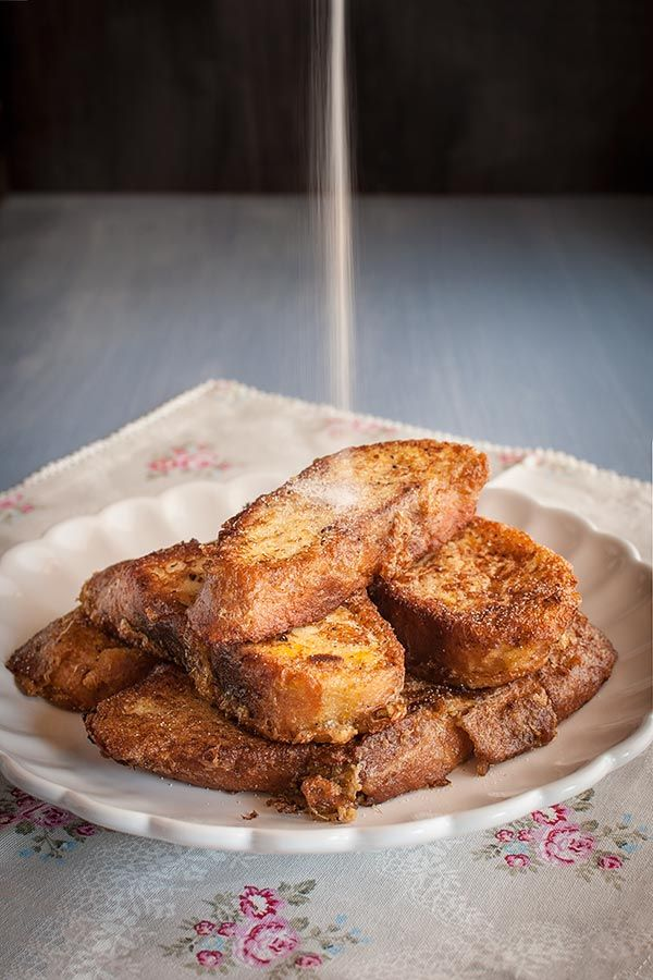 "It's hard to find someone in Spain who doesn't like ""torrijas"". It is a typical pastry on Easter. Kind of French toasts but instead of sliced bread, it is made of a specific bread (kind of baguette bread) for torrijas. Travelling to Spain during Easter? This is totally a must!"