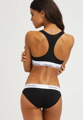 Sportlicher Chic mit klassischem Look! Calvin Klein Underwear MODERN COTTON - Slip - black für 19,95 € (15.11.15) versandkostenfrei bei Zalando bestellen.