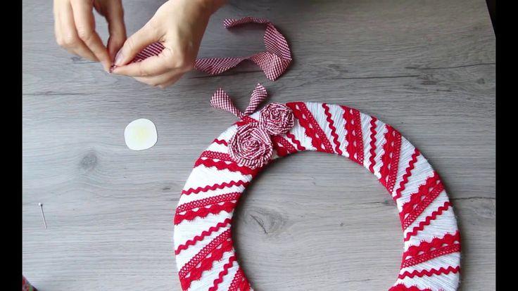 Come realizzare una ghirlanda di Natale per la cucina