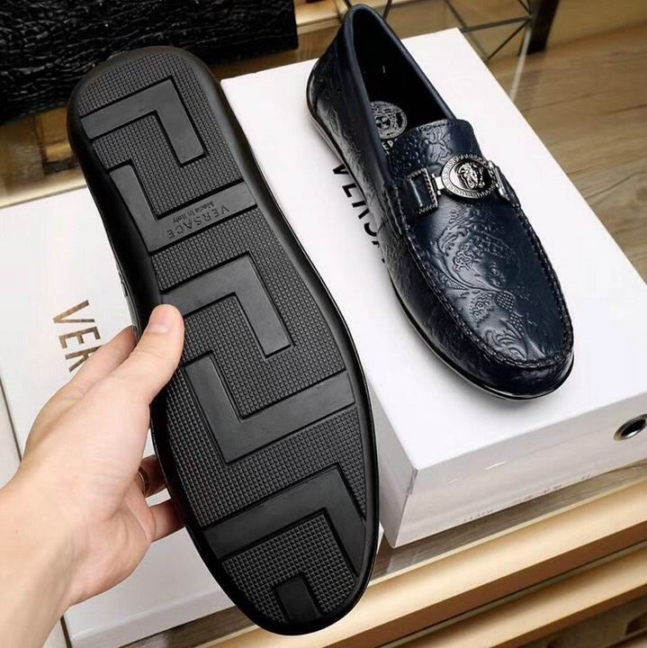 95a35688 Versace Driver Shoes | Versace Mens Shoes in 2019 | Versace ...