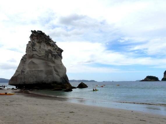 Cathedral Cove, Hahei - Coromandel