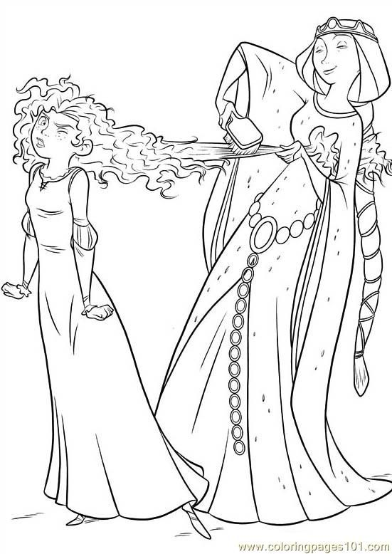 disney brave coloring pages - 55 best images about brave disney coloring pages on