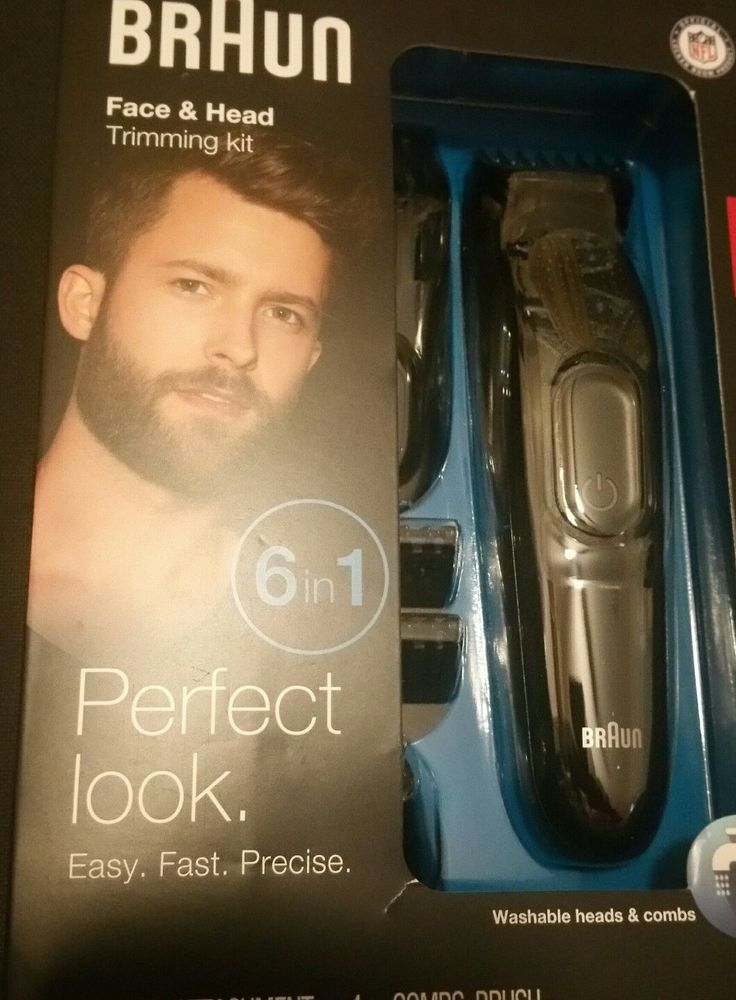 Braun Multi Grooming Kit MGK3020  6-in-1 Beard / Hair Trimmer for Men  NEW