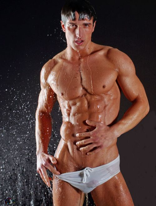 Follow Trip's Place and Wet Guyz for more hot guy pics