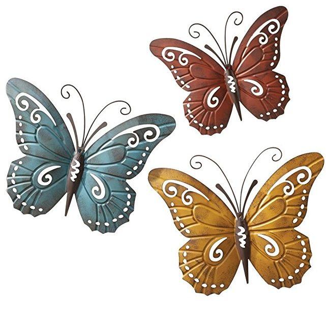 butterfly wall decor metal butterfly decorative wall artmetal butterfly decorative wall art