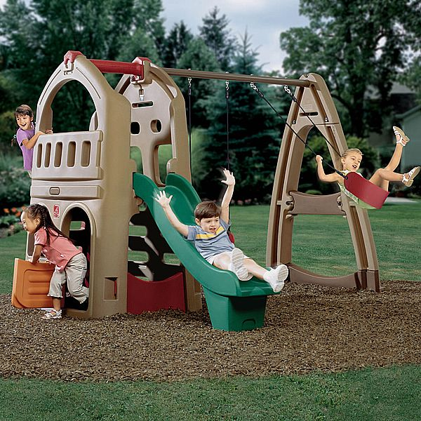 Step2 Playhouse Climber & Swing Extension