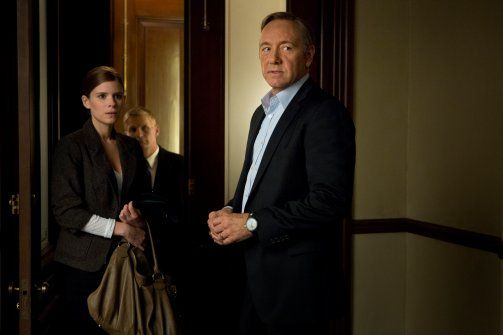 Cool David Fincher, Beau Willimon & Kate Mara On Netflix's 'House of Cards' - The Daily Beast picture #House #Of #Cards