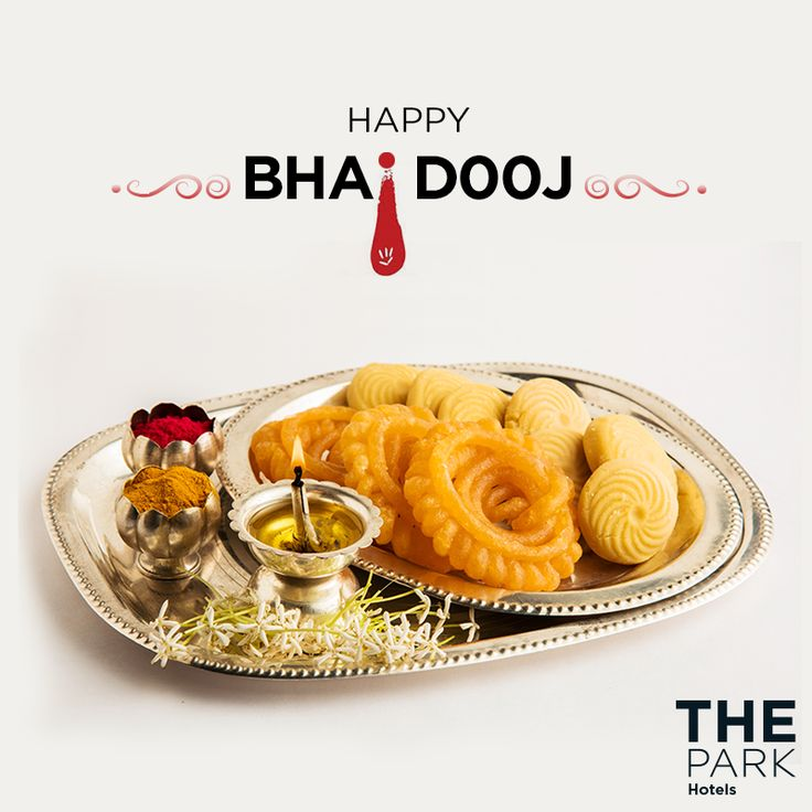 Being brother and sister means being there for each other. We wish you and your siblings a Happy Bhai Dooj!