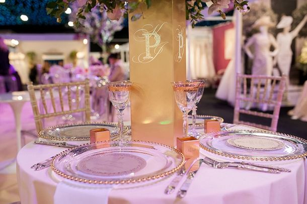 Intricate Creations at Brides The Show | Review on www.blovedweddings.com // Photography: Fiona Kelly
