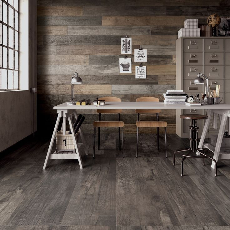 authentic wood effect tiles from the timberland range - Matchstick Tile Home Design