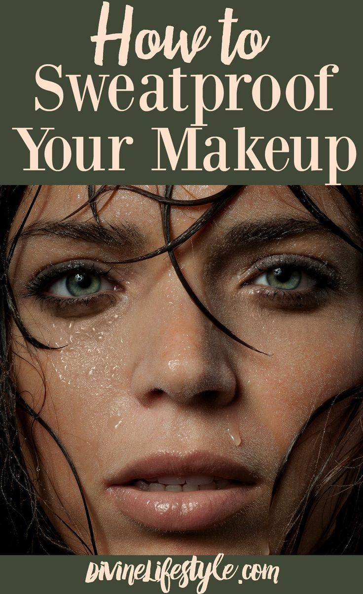 Check out our tips for How to sweat proof your makeup and you will never have to reapply your makeup after sweating again. Summer Makeup Tips, Makeup Hacks, Beauty Tips, Beauty Hacks