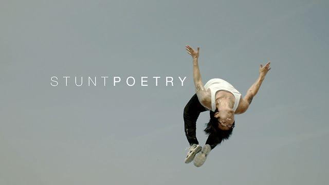 Stunt Poetry on Vimeo