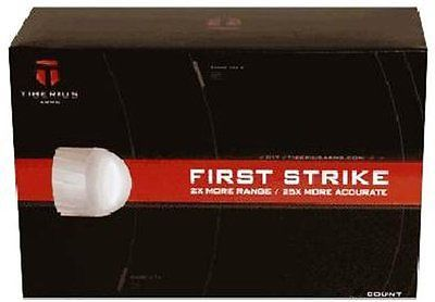 Paintballs 16049: Tiberius Arms First Strike Paintballs White, 100 Count -> BUY IT NOW ONLY: $48.72 on eBay!