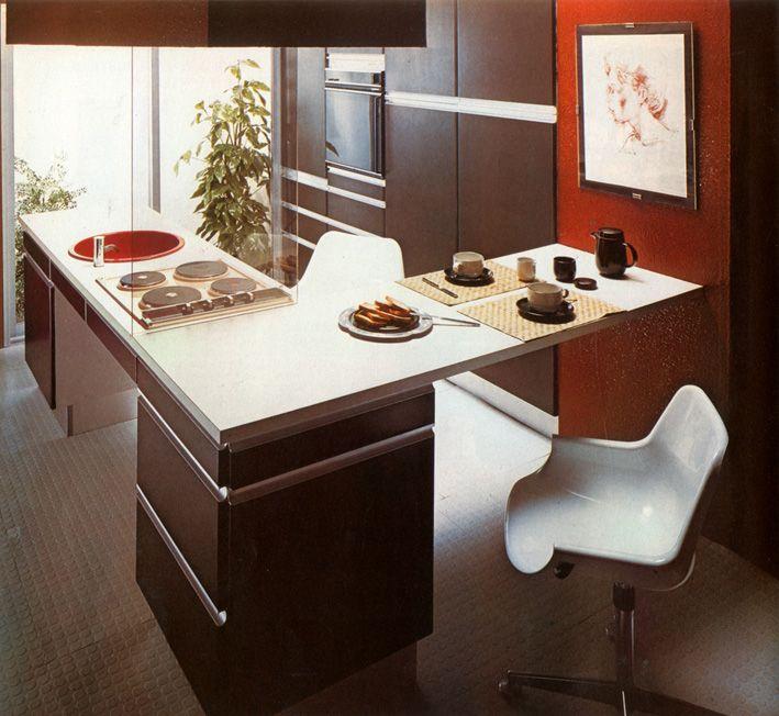 35 best images about cuisine avec bar on pinterest plan for Cuisine ouverte vitre