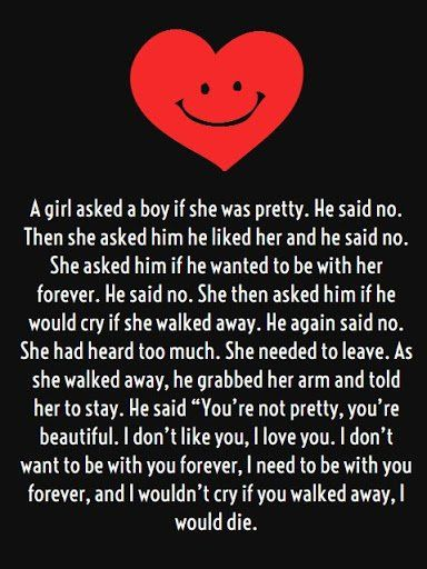 A Love Quotes For Her : Love Quotes For Her on Pinterest Romantic quotes for husband, Love ...