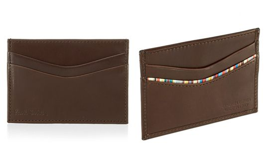 Selectism – paul-smith-card-holder