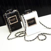 Products · Chanel PARIS PERFUME BOTTLE BAG ACRYLIC SINGLE SHOULDER BAG · Lui&Lei's Store Admin