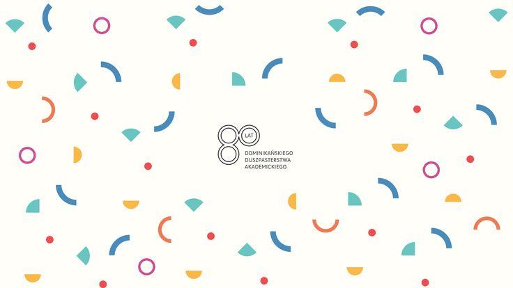 Identyfikacja // Jubileusz 80-lecia Dominikańskiego Duszpasterstwa Dominikańskiego (1937/38 - 2017/18). Projekt: Elżbieta Kowalska & Sztab80.