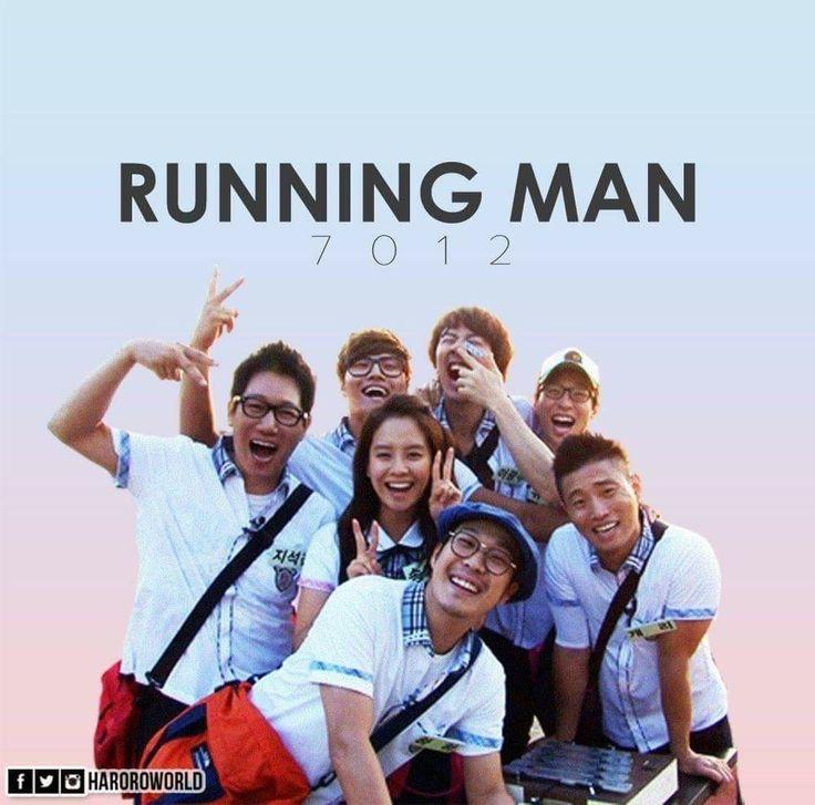 Running Man Men Hallway Runner