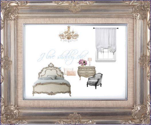 Non solo bianco per la camera da letto ma anche idee retrò per uno stile shabby chic che incontra tinte pastello e grigio perla, il tutto per una camera da letto da vivere con eleganza e raffinatezza. Il pezzo forte di questa camera è rappresentato senza...
