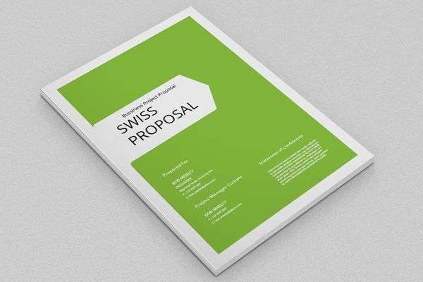 Proposal Cover Page Design proposal cover page proposal template – Proposal Cover Page Design