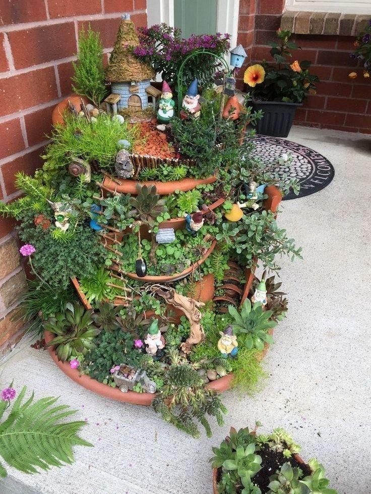 15 Fabulous Fairy Garden Ideas Fairy Garden Pots Indoor Fairy Gardens Fairy Garden Diy