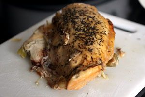 Busy Day Chicken - Split chicken breast, bone-in. - my kitchen addiction