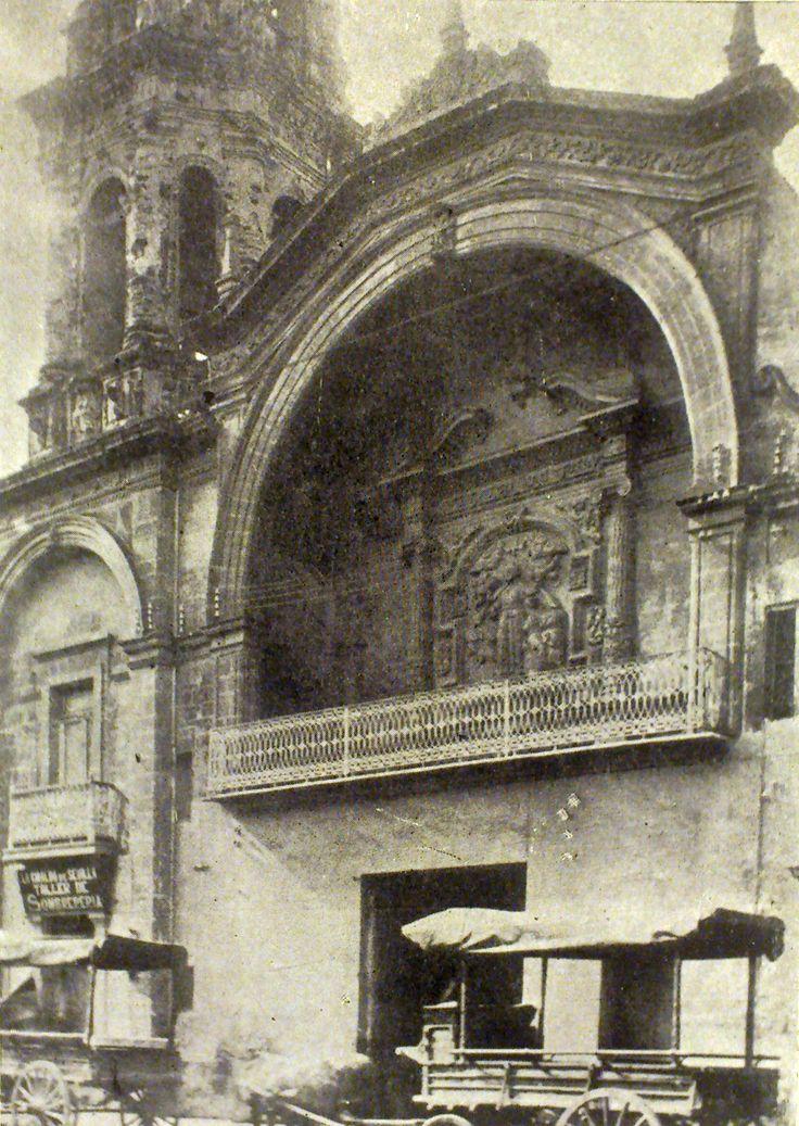 San Felipe Neri, Cd. de Mexico. El mejor modo de conservar y cuidar de que nuestra historia se conserve por siempre es difundiendola