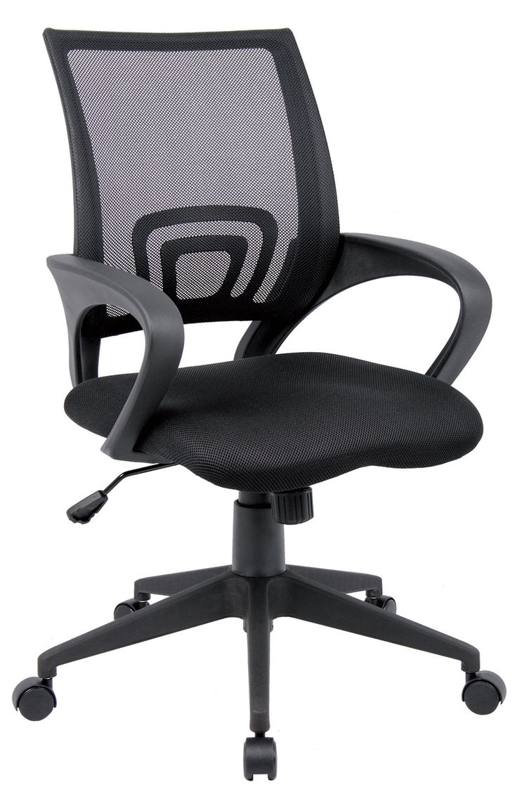 Lincoln Mesh / Fabric Manager Chair In Black   London Office Interiors