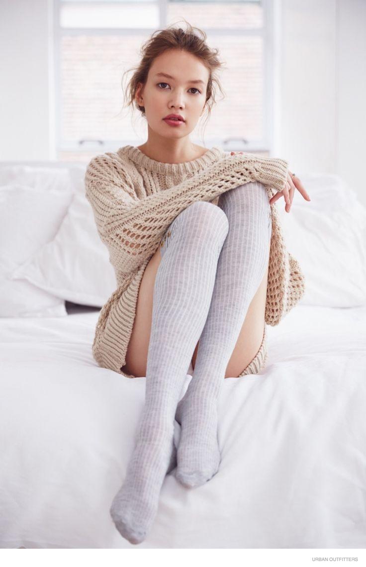 идея фото в свитере