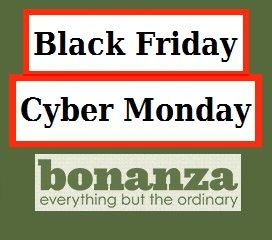 Bonanza.com - Black Friday / Cyber Monday Sales