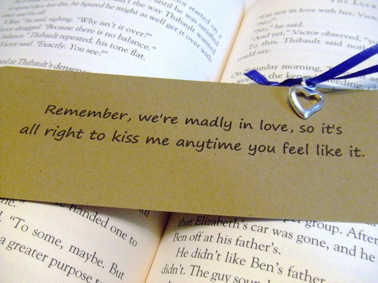 Hunger Games. Gotta love Peeta: Bookmarks, Kiss Me, Books Made To Movie Quotes, Hunger Games Quotes, Wedding Favors, Peeta Quotes, Thehungergam, The Hunger Gam, Mad In Love