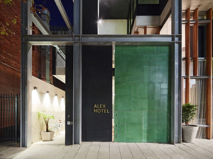 Project Alex Hotel WA  Design Practice Arent&Pyke with Spaceagency