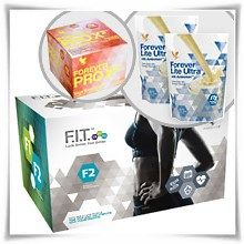 F.I.T. 2 Ultra Vanilla - Pro X2 Cinnamon | Forever Living Products #Weightloss #ForeverLivingProducts