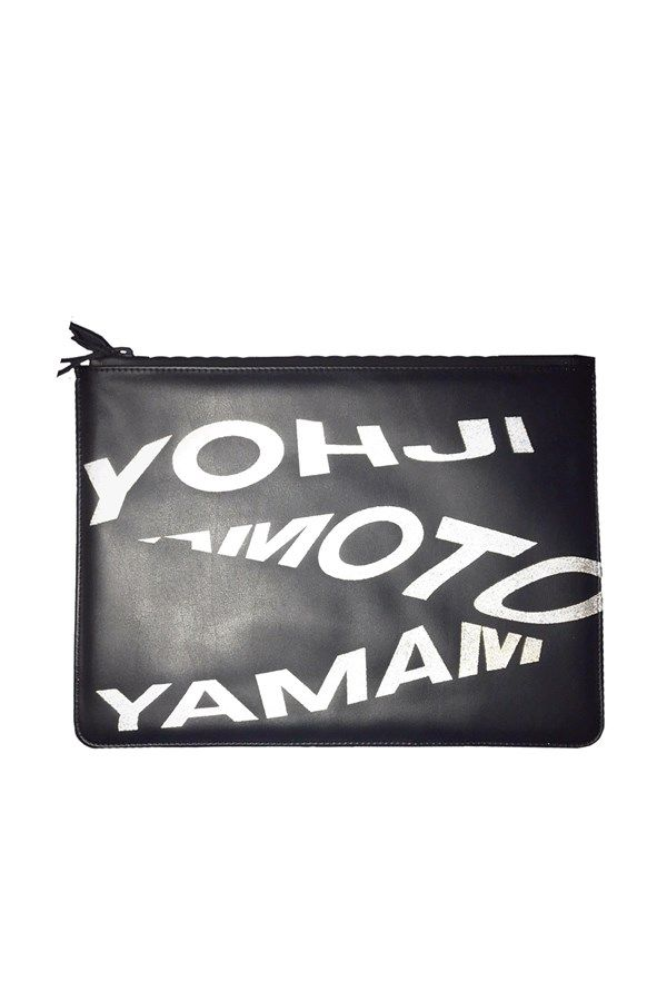Y-3 POUCH  available at www.zambesistore.com