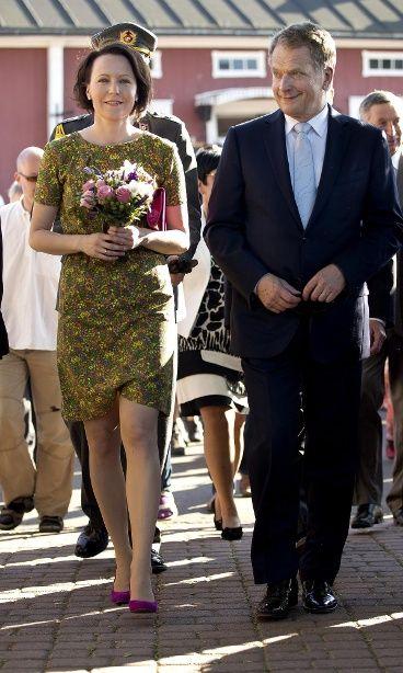 Sauli & Jenni - President of Finland & First Lady (2014)
