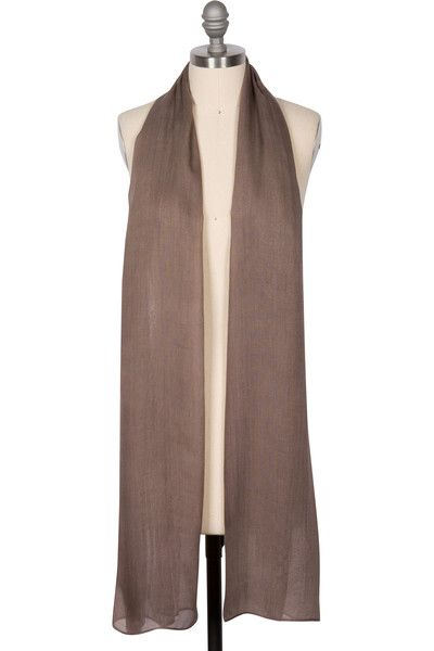 HH Essentials Viscose Woven Wrap - Taupe