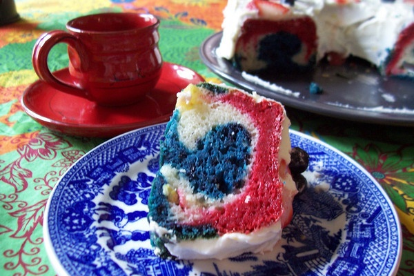 4th july recipes red white blue desserts