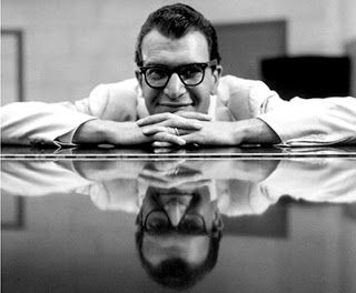 """You can be beyond yourself, better than your technique, better than most of your usual ideas."" --Dave Brubeck, 1920-2012"