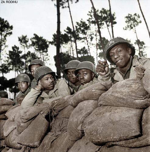 U.S. Army Fifth soldiers in Italy WWII 1945 | colorized usin… | Flickr, pin by Paolo Marzioli