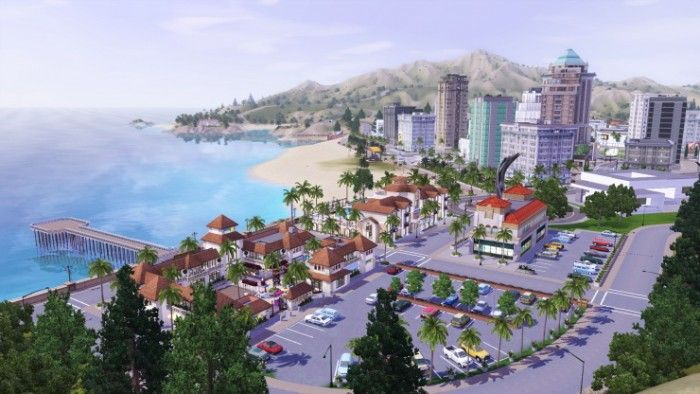 Alpine County world by western077 - Free Sims 3 Worlds Downloads Sims 3 Create a World Custom Content Caboodle - Best Sims3 Updates and Finds