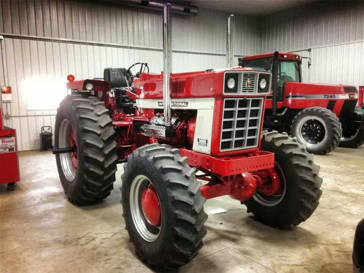 31 Best Ihc Images On Pinterest Heavy Equipment Crawler Tractor And International Harvester